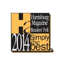 Harrisburg Readers Choice 2014