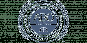 ABO Certified Logo
